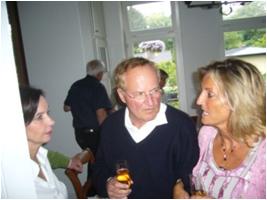 Prof. Holger Busse & Imola Ratkay-Traub