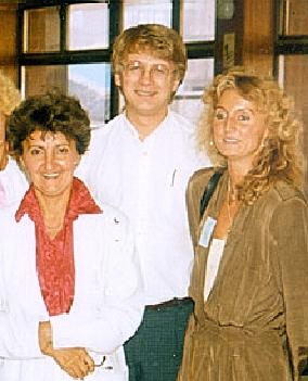 Prof Süveges Ildikó, Dr. Nagy Zoltán Zsolt, Dr. Ratkay Imola, Szeged