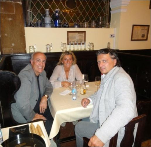 P S Binder, Ratkay I, Traub A, Budapest