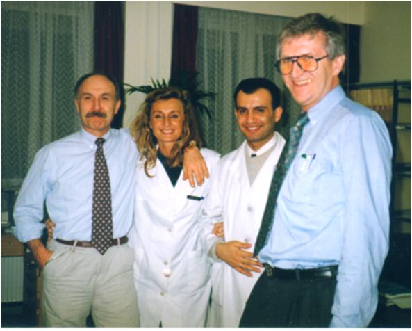 Prof. Theo Seiler, Imola Ratkay-Traub, Dresden