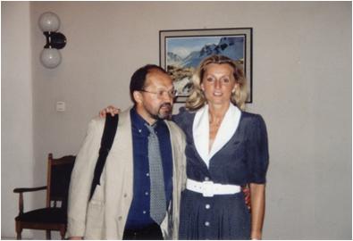 Krenács Tibor, Ratkay Imola - PhD védés, Szeged