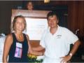 Imola Ratkay-Traub & Alfred Traub 1999 Miami ISRS Meeting